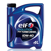 Elf 10W-40 Evolution 700 Turbo Diesel